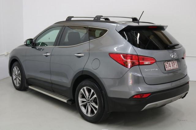 2014 Hyundai Santa Fe DM2 MY15 ELITE Suv Image 15