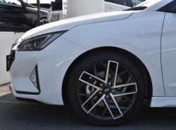 2019 Hyundai Elantra AD.2 Sport Premium Sedan Image 5