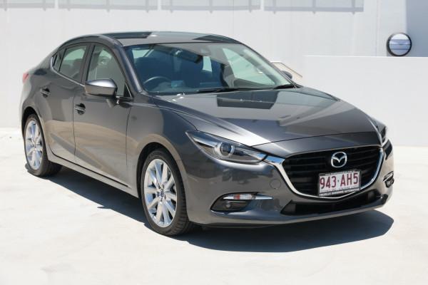 2016 Mazda 3 BM5238 SP25 Sedan