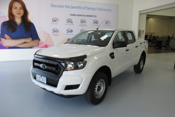 2016 Ford Ranger PX MKII XL Utility