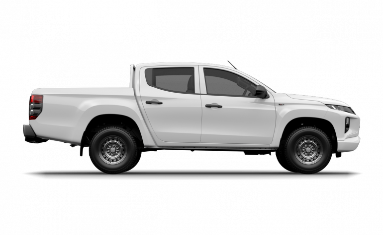 2020 MY21 Mitsubishi Triton MR GLX Double Cab Pick Up 4WD Dual cab Image 2