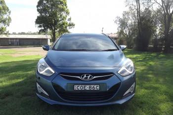2013 Hyundai I40 VF2 Premium Wagon