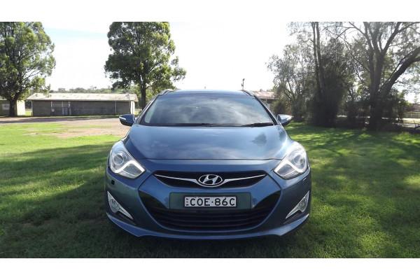 2013 Hyundai I40 VF2 Premium Wagon Image 2