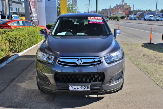 2014 MY15 Holden Captiva CG  7 7 - LS Suv Image 3