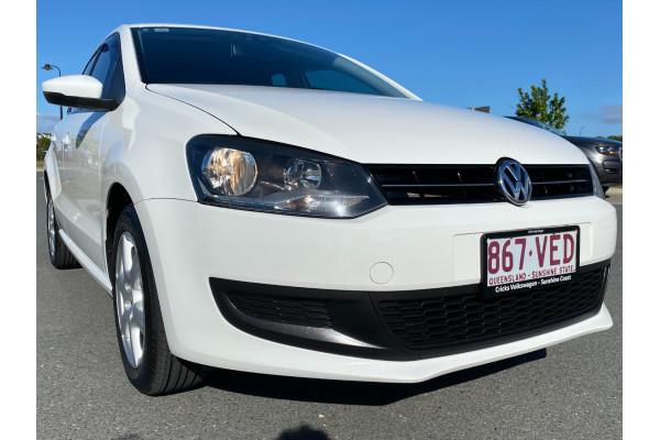 2014 Volkswagen Polo 6R  77TSI Comfrtline Hatchback Image 2