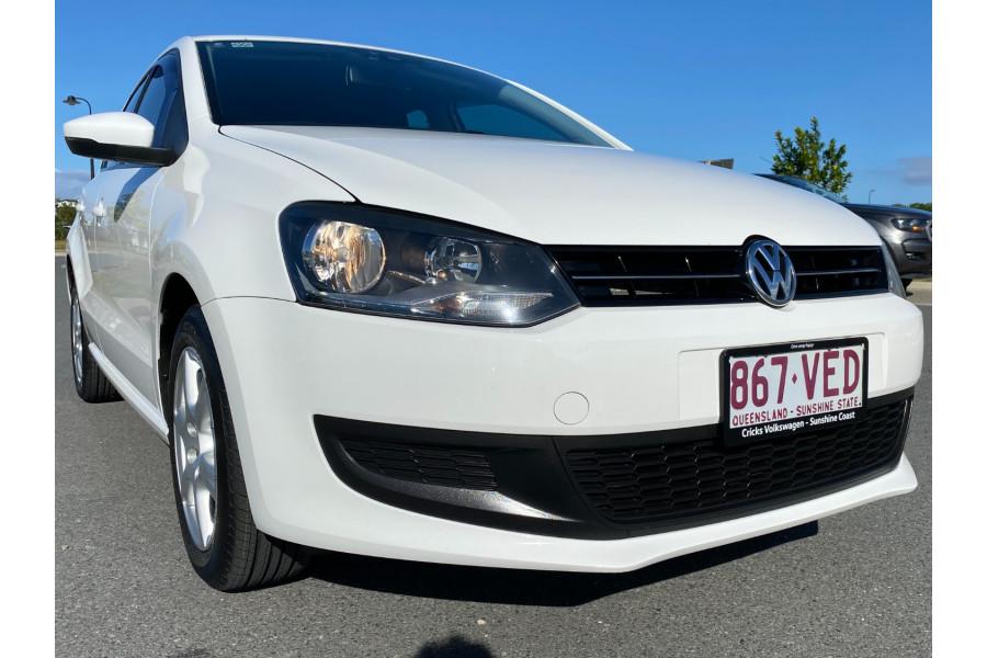 2014 Volkswagen Polo 6R  77TSI Comfrtline Hatchback