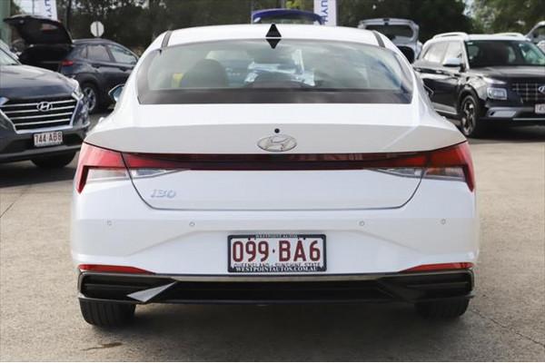 2021 Hyundai i30 CN7.V1 Active Sedan Image 4