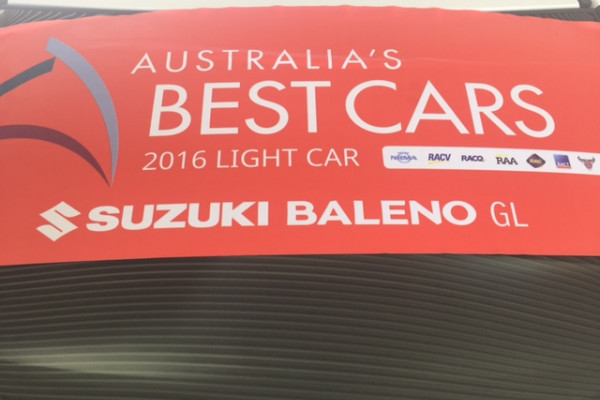 2019 Suzuki Baleno EW GL Hatchback