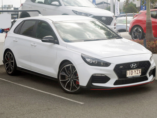 2019 MY18 Hyundai i30 PDe.2 N Performance Hatchback