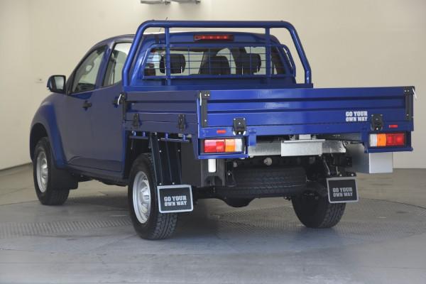 2020 MY19 Isuzu UTE D-MAX SX Crew Cab Chassis 4x4 Crew cab Image 3
