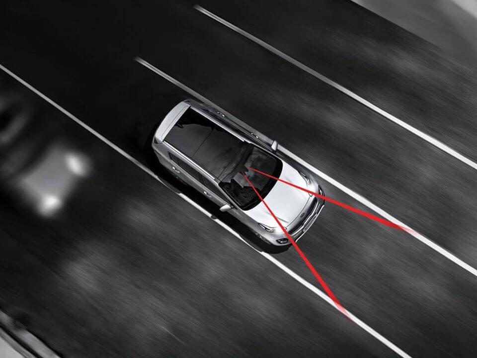 Lane Keeping Assist (LKA) Image