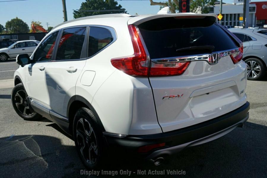2018 Honda CR-V RW VTi-LX AWD Wagon