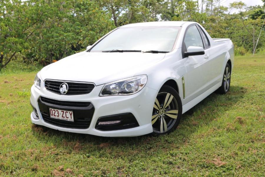2013 MY14 Holden Ute VF MY14 SV6 Utility