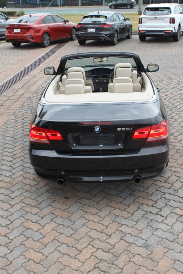 2009 MY09.5 BMW 3 Series E93 MY09.5 335i Convertible Image 12