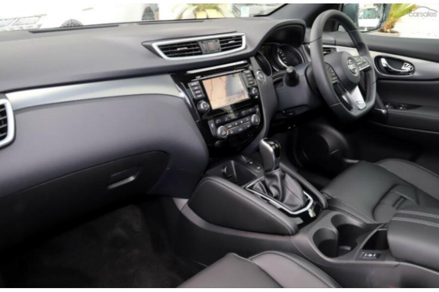 2021 MY0  Nissan QASHQAI J11 Series 3 Ti Suv