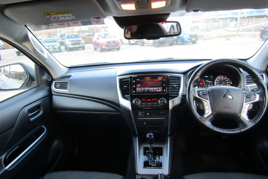 2019 MY20 Mitsubishi Triton MR GLS Double Cab Pick Up 4WD Dual cab Image 14