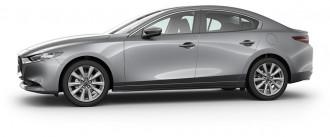 2021 Mazda 3 BP G20 Evolve Sedan Sedan image 22