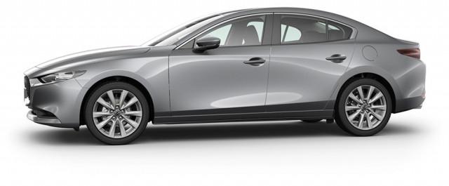 2021 Mazda 3 BP G20 Evolve Sedan Sedan Mobile Image 22