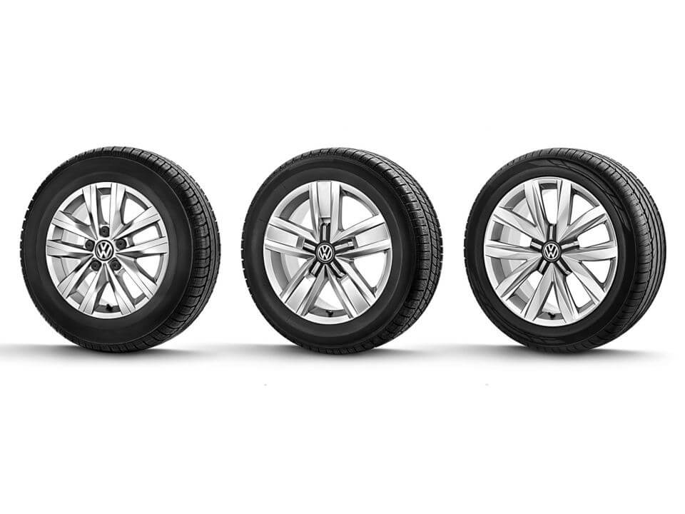 Genuine alloy wheels Alloy wheels Image