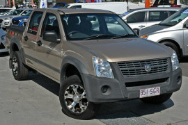 Holden Rodeo LX Crew Cab 4x2 RA MY07