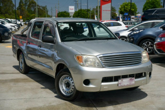 Toyota Hilux Workmate 4x2 TGN16R MY05
