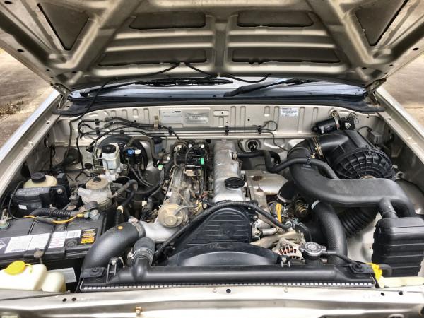 2005 Mazda Bravo B2500 DX Dual cab