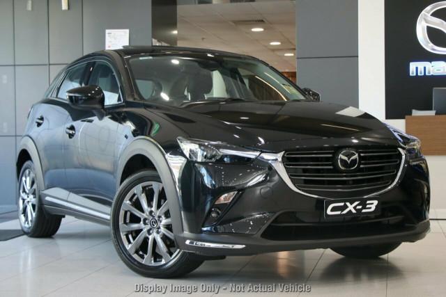2021 Mazda CX-3 DK2W7A Akari SKYACTIV-Drive FWD LE Suv