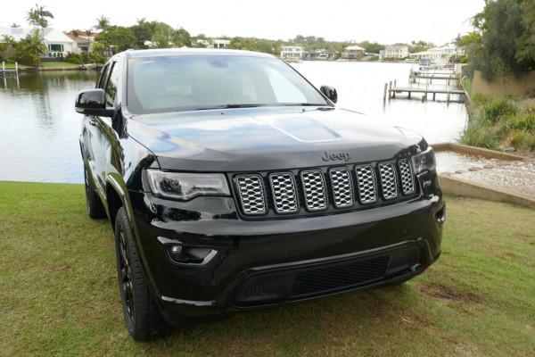Jeep Grand Cherokee Blackhawk WK