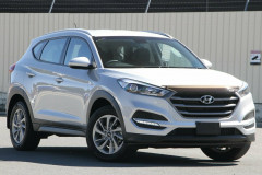 Hyundai Tucson Active 2WD TLE