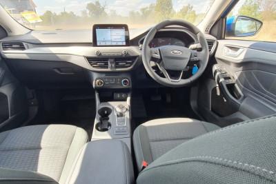 2018 MY19 Ford Focus SA Trend Hatch Hatch