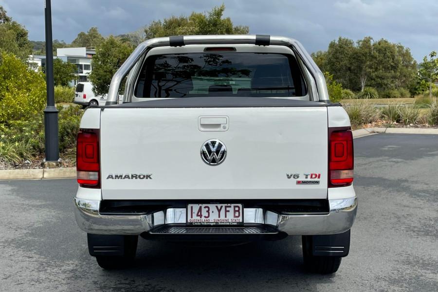 2018 Volkswagen Amarok Highline Image 5