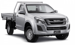 New Isuzu UTE SX Single Cab Chassis High-Ride 4x2