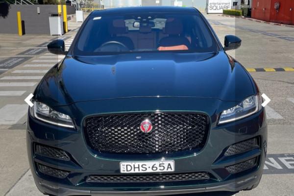 Jaguar F-pace Portfolio X761  30d