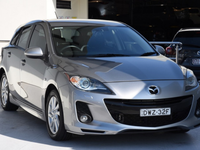 2011 Mazda 3 BL1072 SP20 Hatch