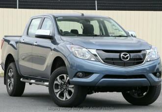 Mazda BT-50 4x2 3.2L Dual Cab Pickup XTR UR