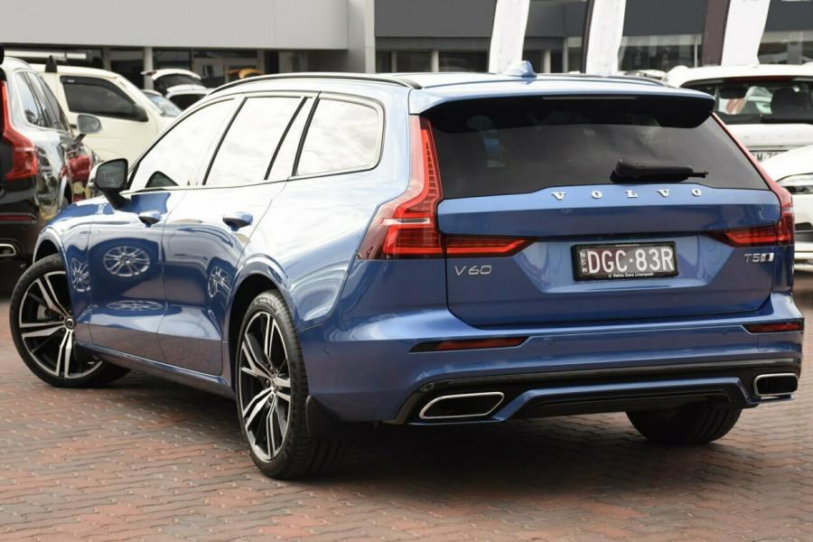 2019 MY20 Volvo V60 T5 R-Design T5 R-Design Wagon Mobile Image 3