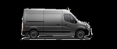 New Renault Master Van