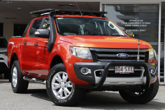 Ford Ranger Wildtrak Double Cab PX