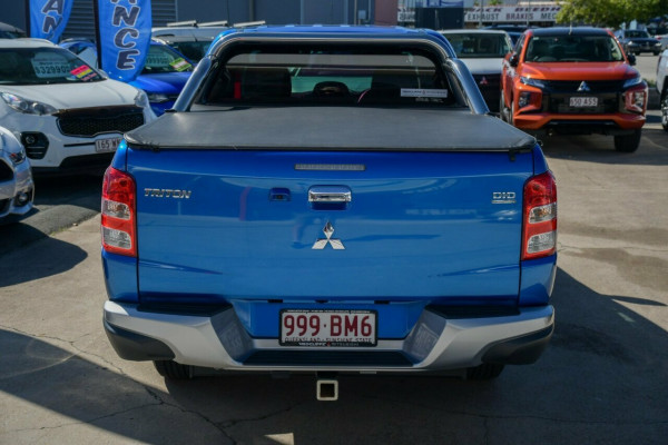2016 Mitsubishi Triton MQ MY16 GLS Double Cab Utility Image 3