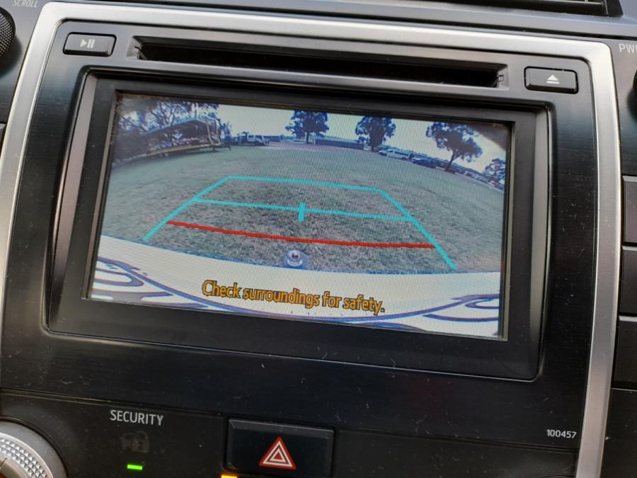 2016 Toyota Camry ASV50R Altise Sedan Image 19