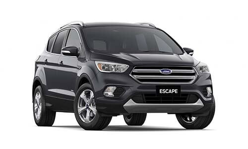 2018 MY18.75 Ford Escape ZG Trend AWD Sedan
