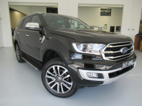 2020 MY20.25 Ford Everest UA II 2020.25MY TITANIUM Suv Image 5