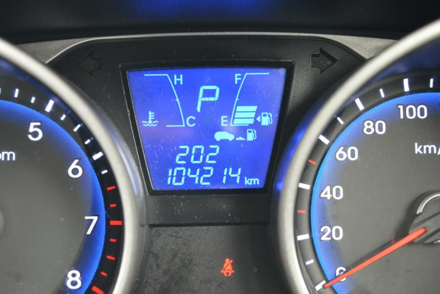 2011 Hyundai ix35 LM MY11 Active Wagon Image 16