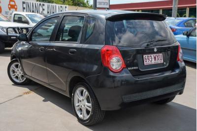 2008 Holden Barina TK MY09 Hatchback Image 3