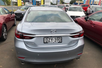 2018 MY19 Mazda 6 GL Series Touring Sedan Sedan Image 4