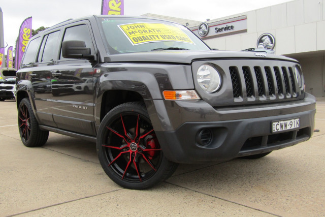 2014 Jeep Patriot Sport 4x2