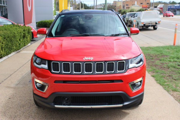 2019 MY18 Jeep Compass M6 Limited Suv Image 2