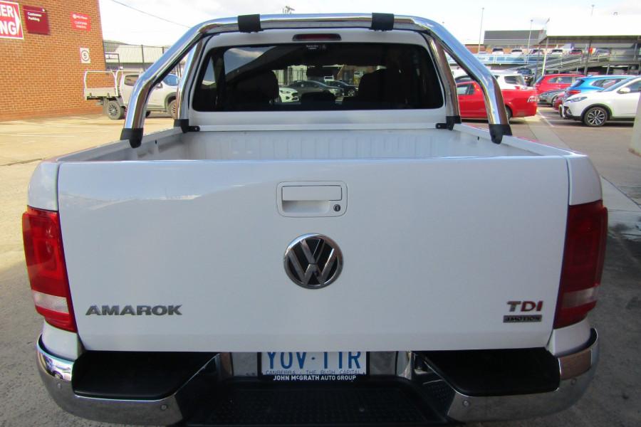 2016 Volkswagen Amarok 2H Dual Cab Highline Dual cab Image 11