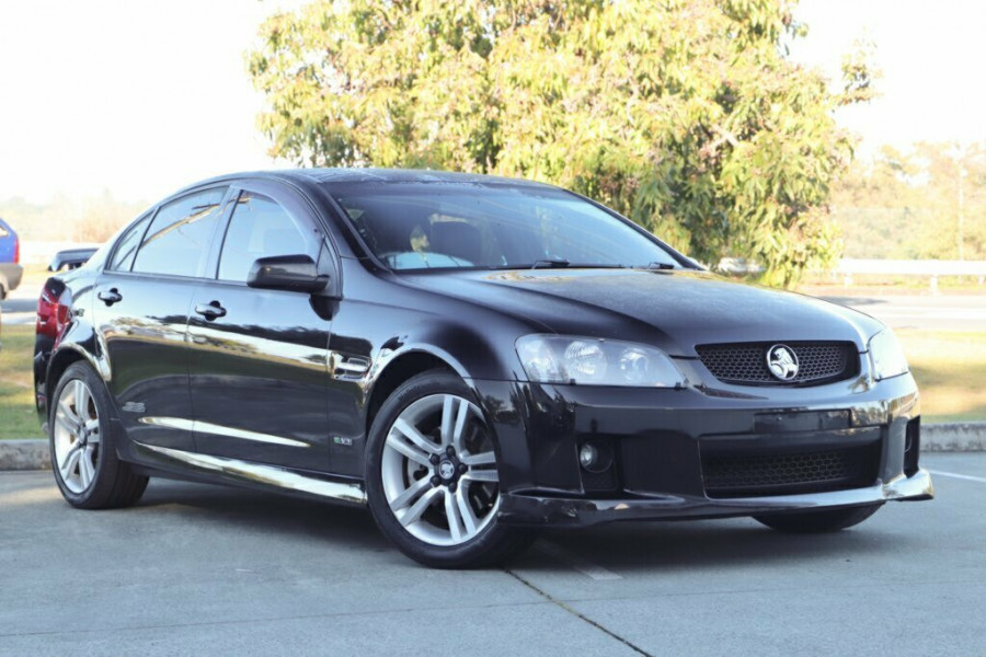 2010 Holden Commodore VE MY10 SS Sedan
