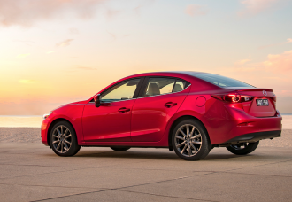 EVEN MORE TO LOVE ABOUT THE MAZDA3
